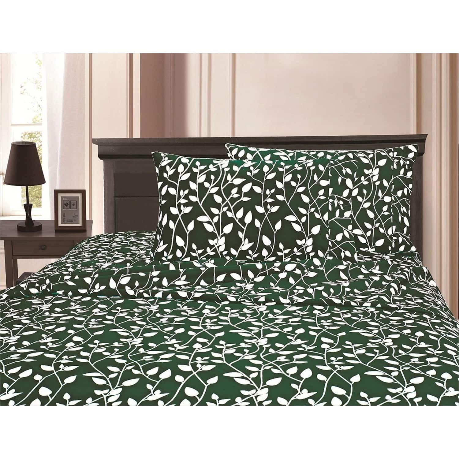 4 pcs set 1500 Series Wrinkle And Fade Bedding Sheets - $14.44 + Free Shipping