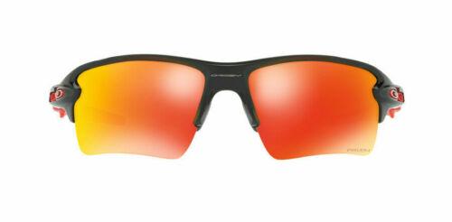 Oakley Sunglasses Flak Jacket 2.0 XL Polish Black w Prizm Ruby Lens OO9188 80 - $84.59 + FS