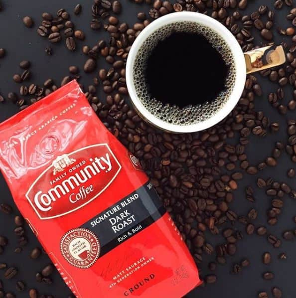 35% off all Community Coffee products with CYBER code - Free shipping on $45 or more