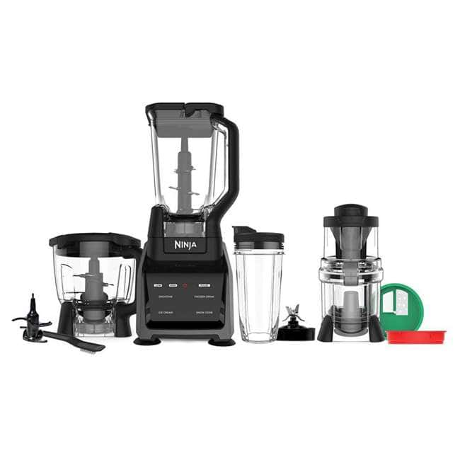 50% Off Ninja Smart-Base 4-Attachments Kitchen System for $119.99 - Coupon Code: NINJA1001 + FS