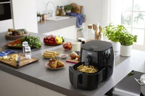 New Philips Avance 2.0 Digital TurboStar Multi-Cooker Airfryer - Black HD9641/96 - $89.95 + FS