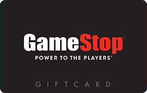 Buy a $90 GameStop Gift Card and get a $10 Gift Card Card Free. Promo Code: GAMES120