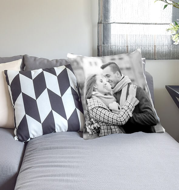 Canvas Champ has personalized pillows from $20 + FS