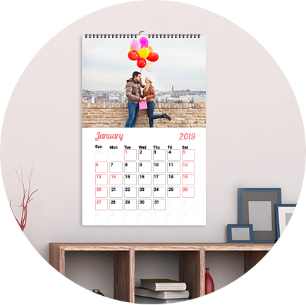 Personalized 11x8 calendars from Canvas Champ 1,2,3,4 or 5 - 5 is $7.40 EACH SHIPPED