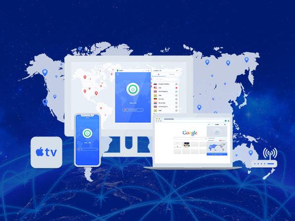 VeePN: Lifetime Subscription (5 Devices) $15