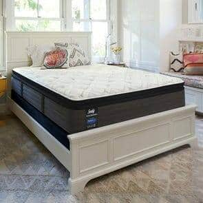 Sealy Posturepedic Cooper Mountain - Fast Delivery to Home $594 + FS