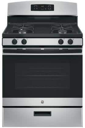 GE JGBS60GEKSA 30 Inch Freestanding All Gas Range with Natural Gas $578 + Free Shipping