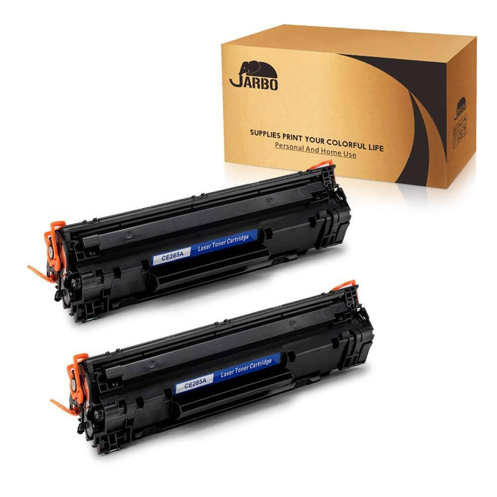 JARBO Compatible Toner Cartridges Replacement for HP 85A CE285A $6.99 + FS w/PRIME