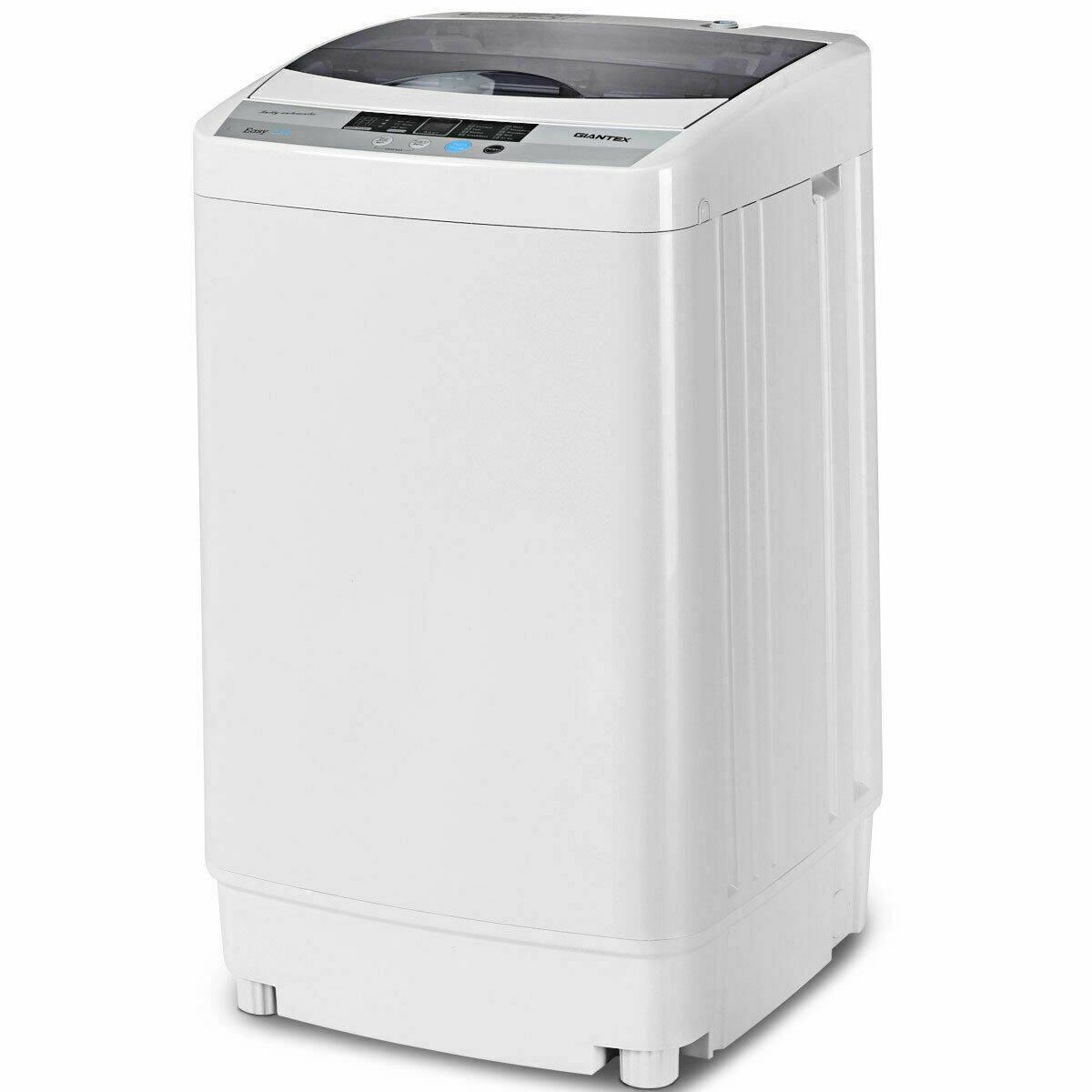 8 Water Level Portable Compact Washing Machine $279.95 + FS