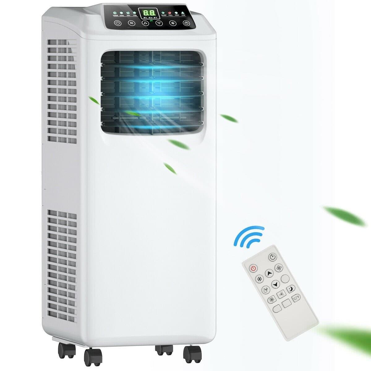 8,000 BTU Portable Air Conditioner $274.95 + FS