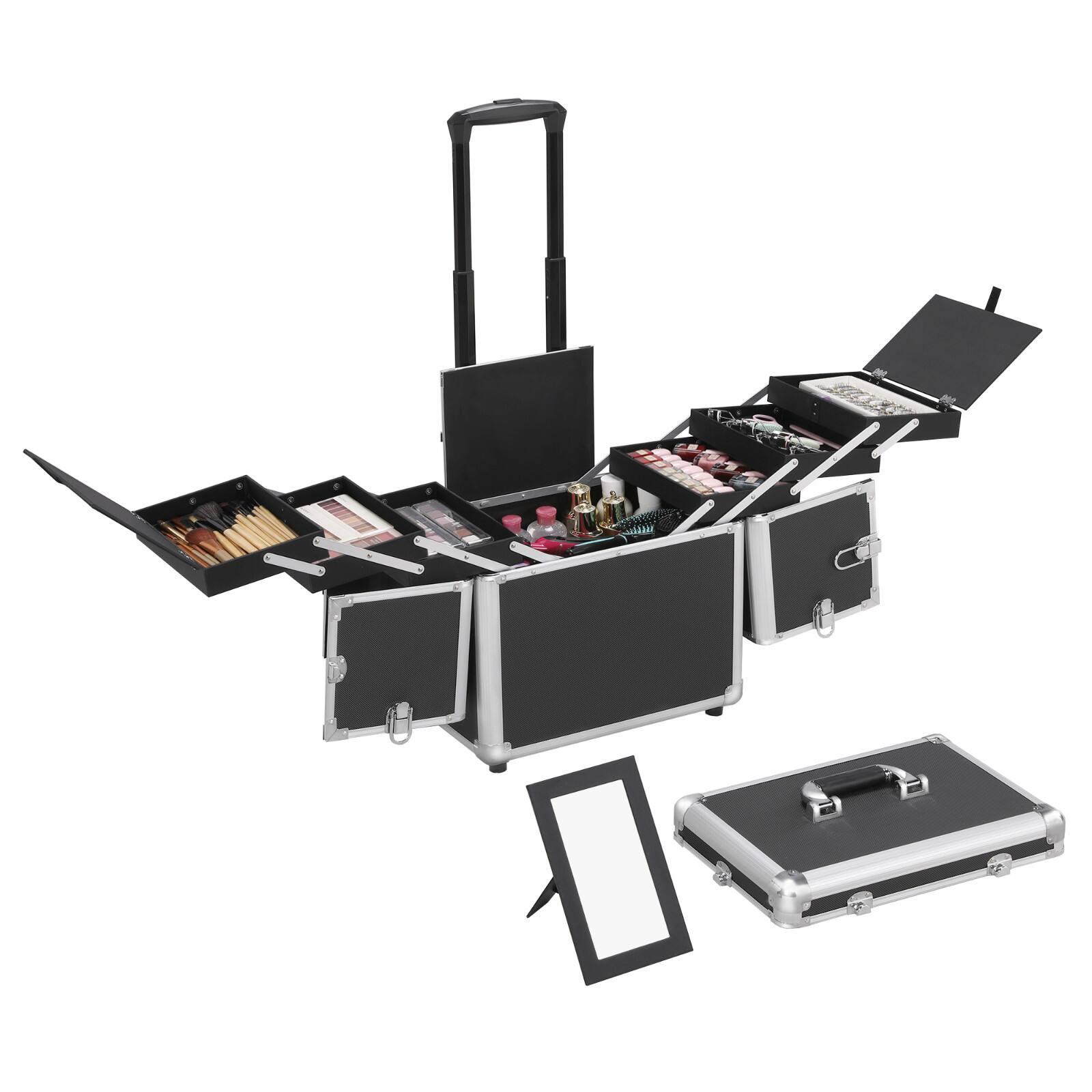Yaheetech Makeup Case 20 Inch $45.59 + Free shipping