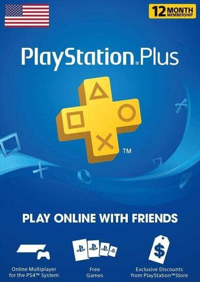 PlayStation Plus 1 Year Subscription (Digital Delivery) $29.40