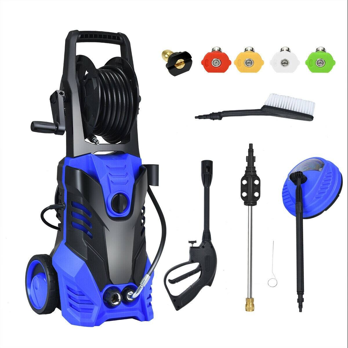 3000 PSI Electric High Pressure Washer With Patio Cleaner $122.95 + FS