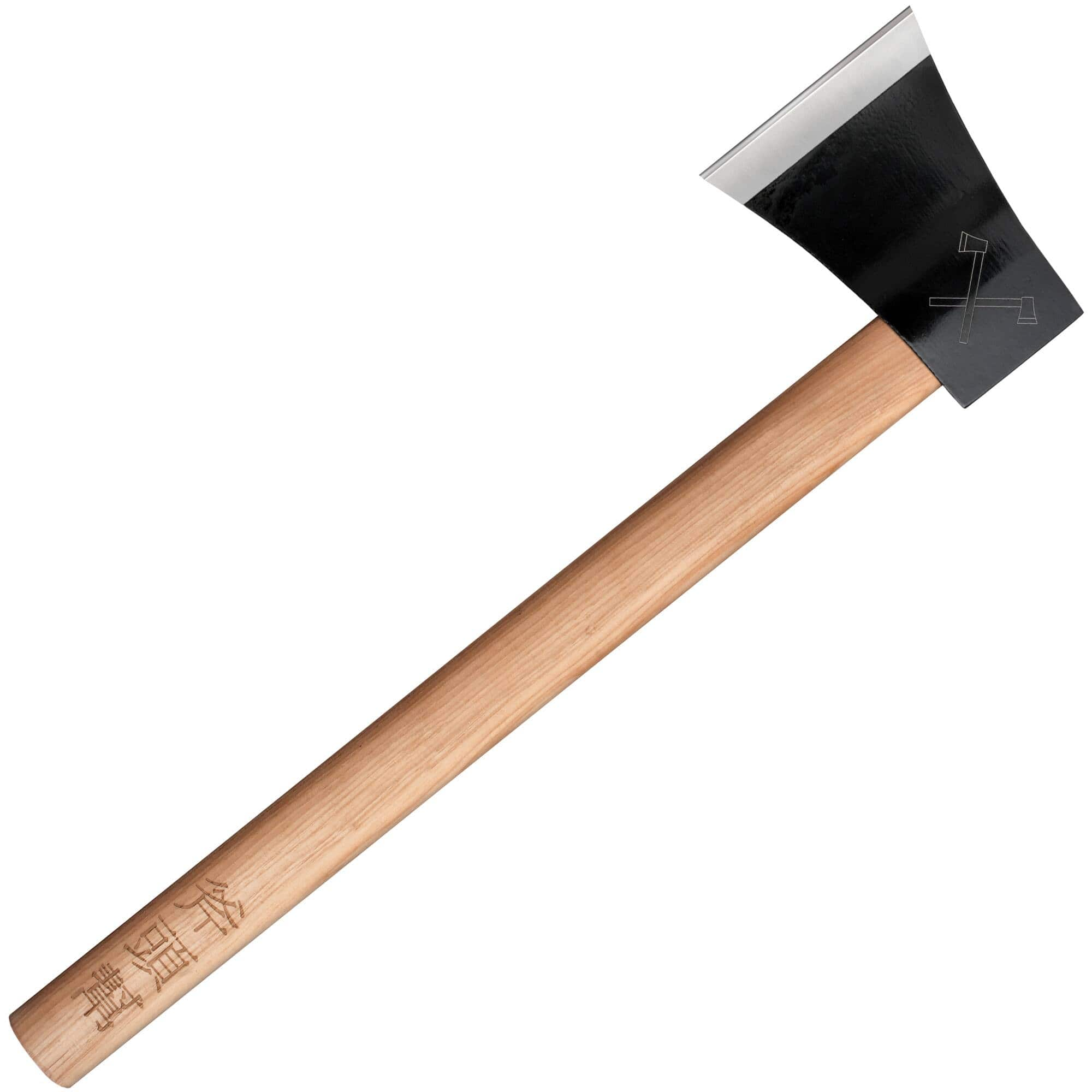 "Cold Steel 20"" 21 oz Carbon Steel Chinese Kung Fu Axe Gang Hatchet Throwing Axe $22.99 + FS"