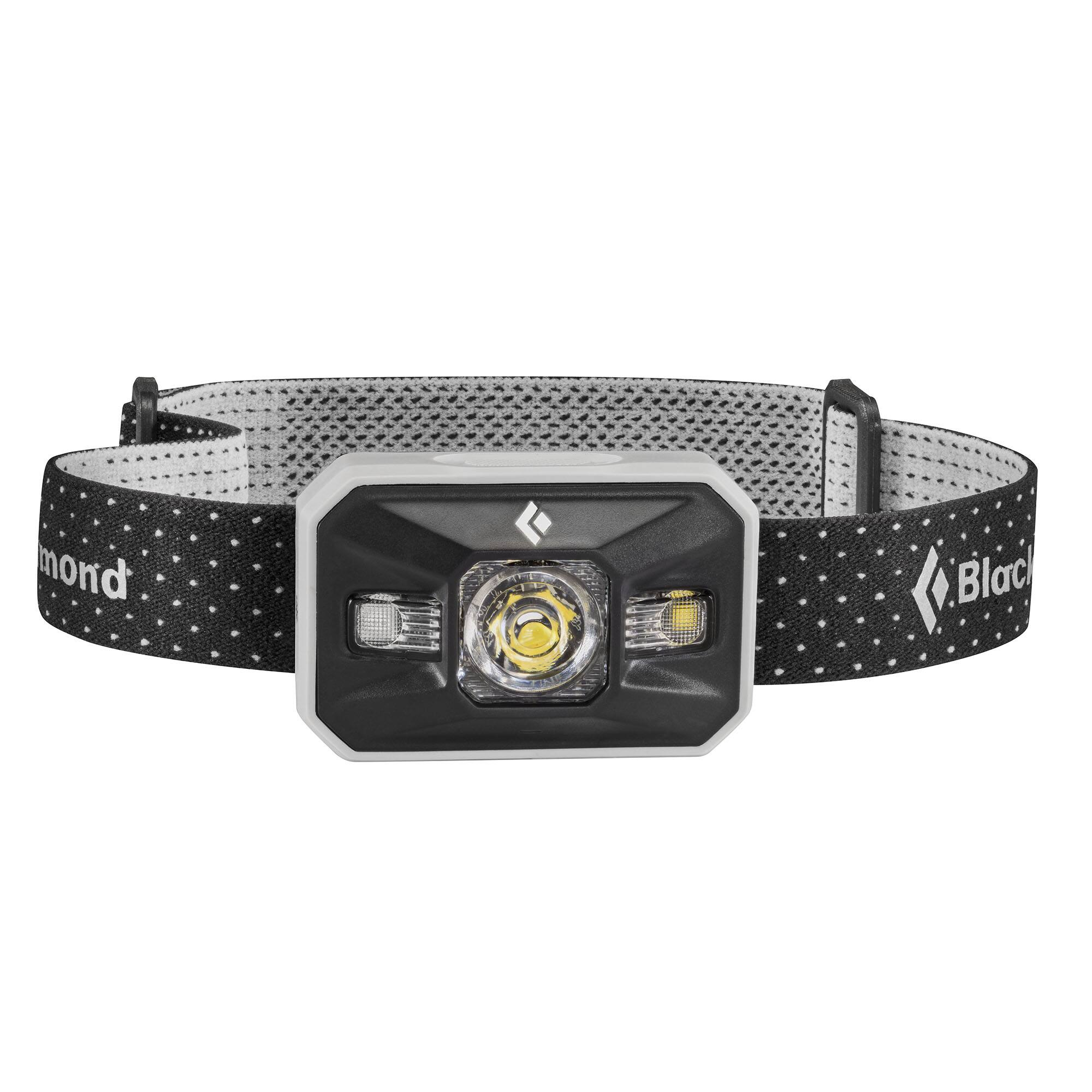 Black Diamond Waterproof Outdoor Battery-Powered LED Storm Headlamp, Aluminum $30.99 + FS