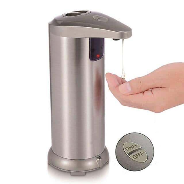 250ML AUTOMATIC LIQUID SOAP DISPENSER and More Smart Home Special Offers $18.89 + Free Shipping