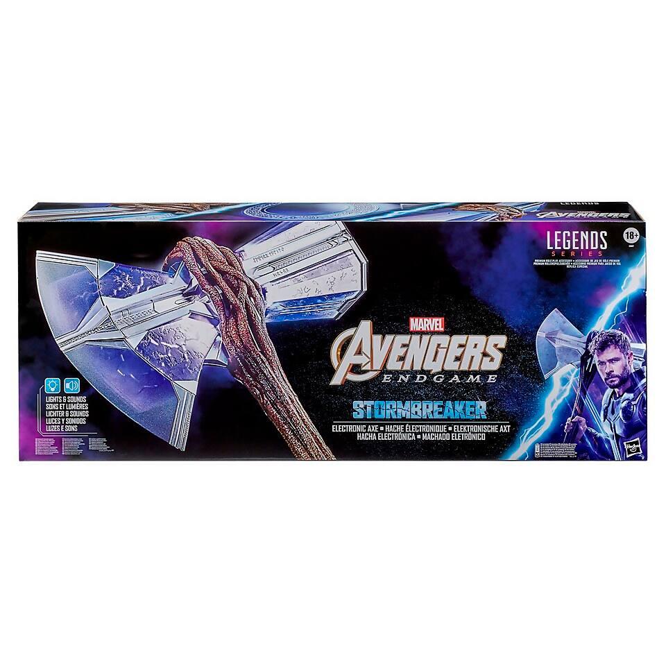 New customer Offer - Pre-order Hasbro Marvel Avengers: Endgame Thor Stormbreaker Electronic Axe - Premium Roleplay - $149.99  FREE SHIPPING using code: NEWC10