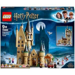 LEGO Harry Potter Astronomy Tower (75969) and Hedwig Set (75979) for $119.99 + Free Shipping using code: ZAVHPSET