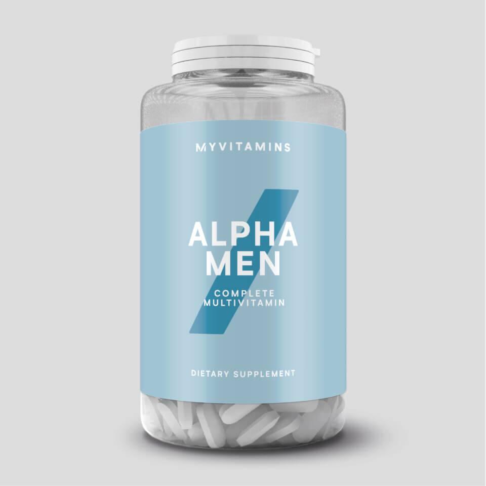 Myprotein Alpha Men Multivitamin - $15 + Free Shipping