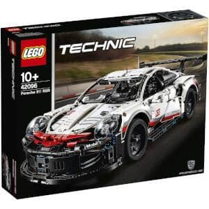 LEGO Technic: Porsche 911 RSR Sports Car Set (42096) $119.99 + Free Shipping with code: PORSCHE911 and other deals available