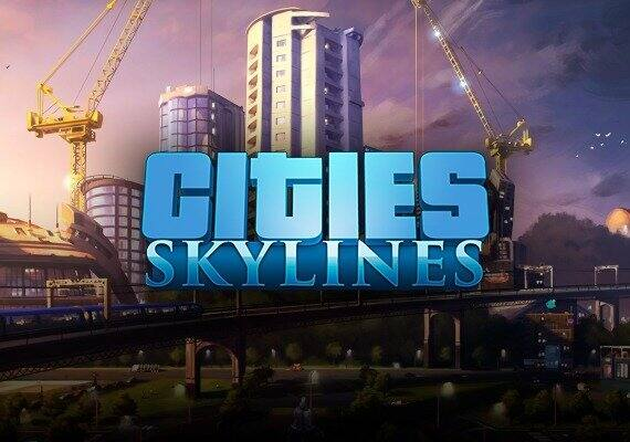 Gamivo: Cities Skylines (Digital Delivery) $1.19