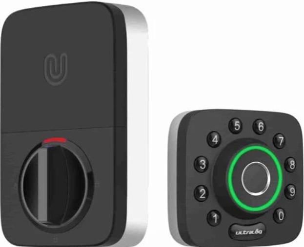 Ultraloq U-Bolt Pro Smart Deadbolt + Wi-Fi Bridge at $139 shipped