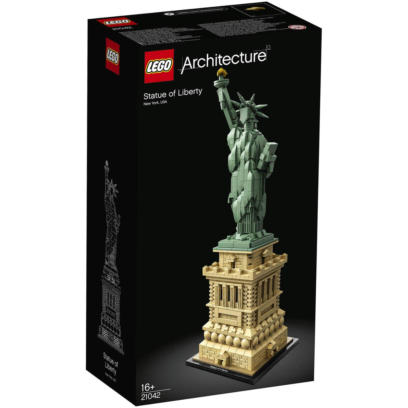 iwoot: LEGO Architecture: Statue of Liberty Building Set (21042) $89.99 + Free Shipping