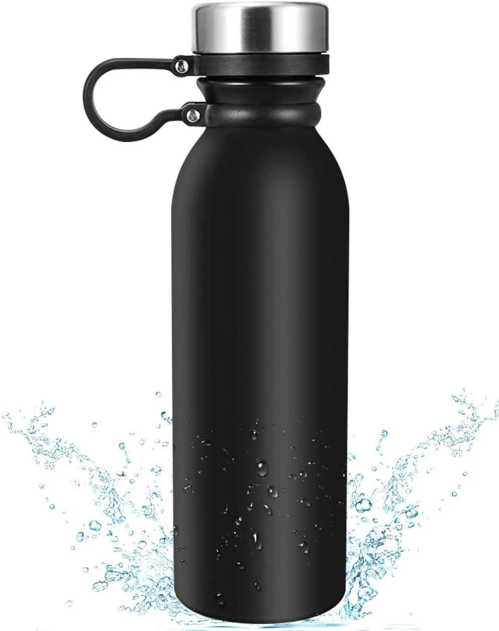 Eccomum 20 oz Vacuum Thermo Flask $7.98 + Free Shipping