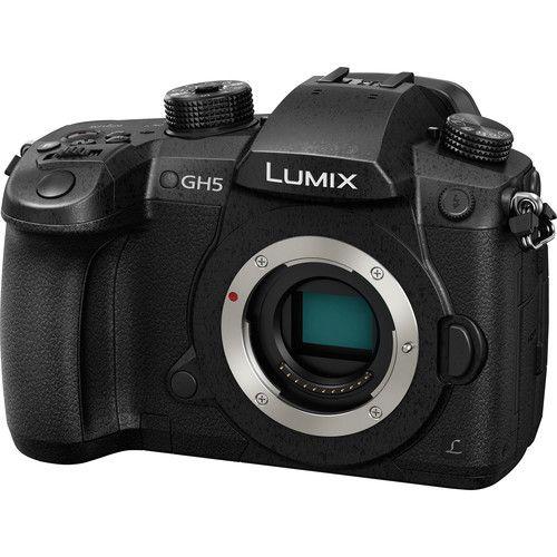 Panasonic Lumix GH5 NEW only $1479