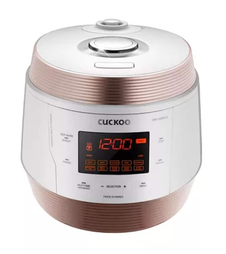 Cuckoo products on sale up to 38% -Macys Black Friday Sale