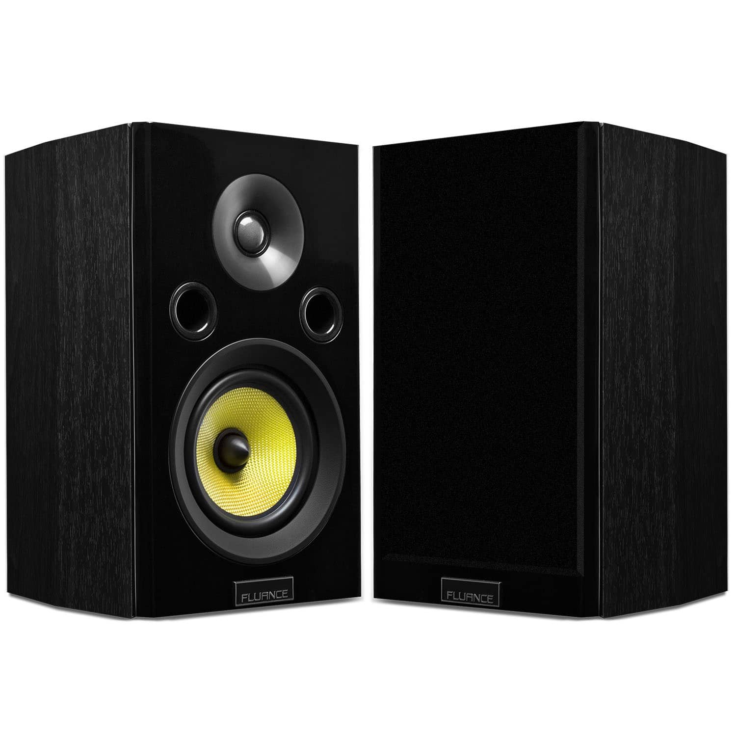 Fluance Signature Series HiFi Two-way Bookshelf speakers. 50% off plus additional $10 off and free shipping.