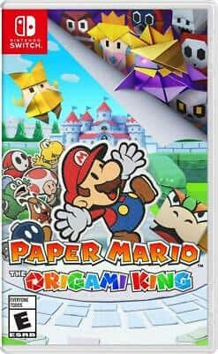 Paper Mario: The Origami King -- Standard Edition eBay $49.90