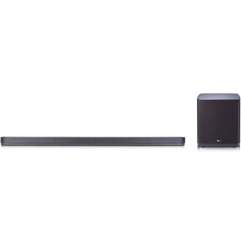 LG SJ9 Sound Bar 5.1.2ch Atmos Soundbar - $399