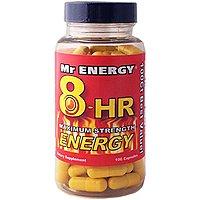 Amazon Deal: 8-Hr Energy, Extreme 8 Hour Fat Burner, 100 Capsules - $2.97 AC + FSSS on Amazon.com