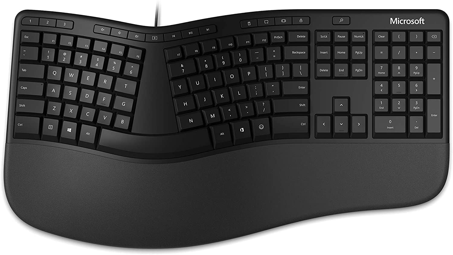 Up to $20 off Microsoft Ergonomic Keyboard and other select Microsoft Accessories $39.99
