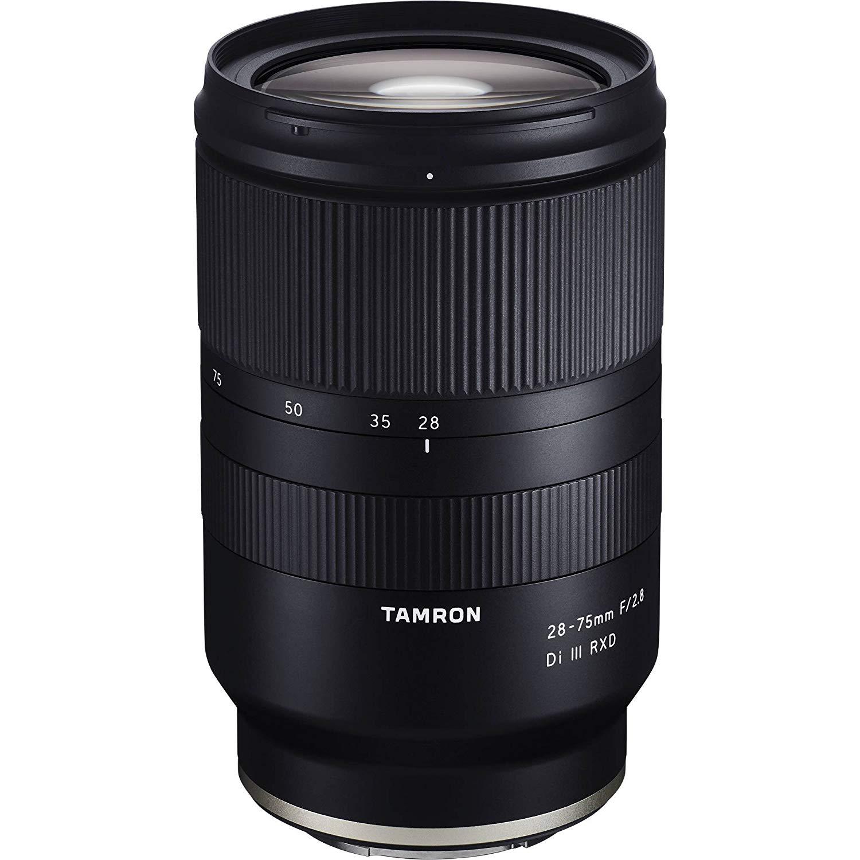 Tamron 28-75mm F/2.8 for Sony Mirrorless Full Frame E Mount $614.59