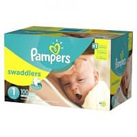 Coupons.com Deal: Pampers and Huggies Diapers = 4 super pack + 2 $10 Giftcards for $72.44/$68.44+tax  Target In-Store