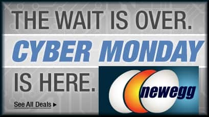 Newegg 5% off mobile Cyber Monday 11/30/2015 starts 4pm EST / 1pm PST
