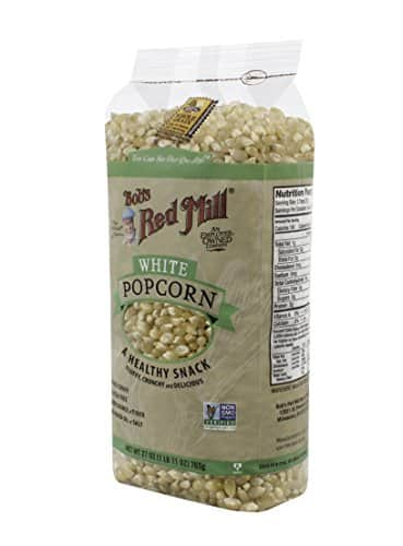Bob's Red Mill White Popcorn $10 S&S 15% @ Amazon