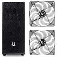 TigerDirect Deal: BitFenix Neos ATX Black/Black Computer Case and Bitfenix Spectre LED Blue 120mm Fan Bundle - $49.99 AR + Free Shipping @ TigerDirect.com