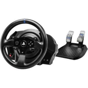 Thrustmaster T300 RS: The FIRST official Force Feedback wheel for PlayStation® 4 (1080°) $249.99