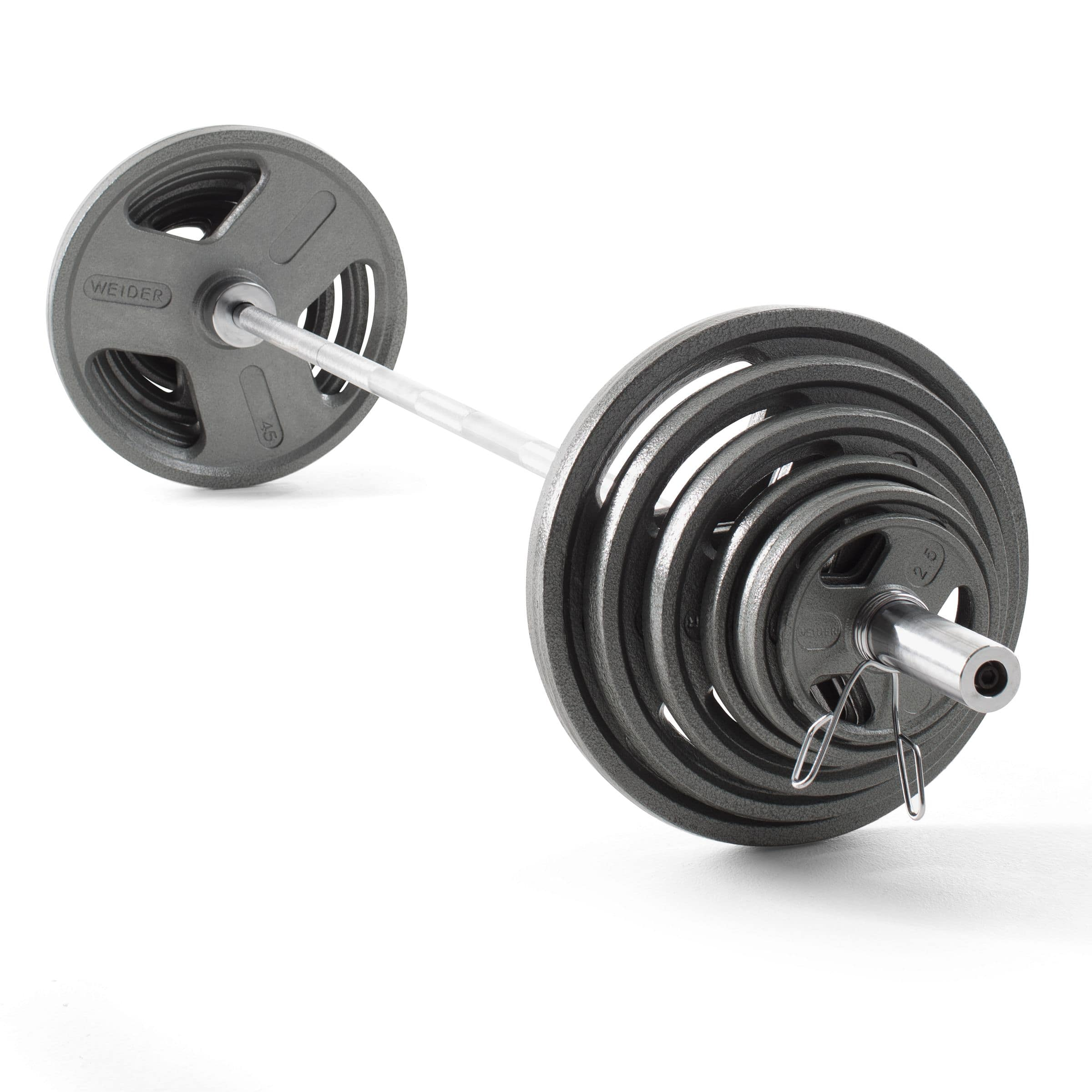 Sears - Weider 300 LB Olympic Weight Set - $179.99 + Free Store PU
