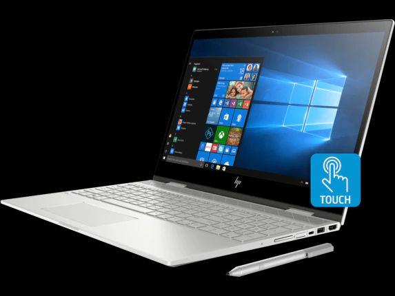 HP ENVY x360 Laptop / 15.6 FHD TS /10th Gen i7 / 8 GB RAM / 256 GB SSD + 16GB Optane/ Pen $599.99