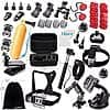 Zookki Essential Accessories Bundle Kit for GoPro $10.99 AC FS W Prime