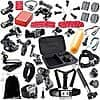 BAXIA TECHNOLOGY 44-in-1 Accessory Kit for GoPro HERO 4/ 3+/ 3/ 2/ 1 $14.99 AC FS/W Amazon Prime