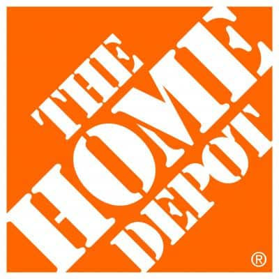 10% off Home Depot coupon by changing address on account