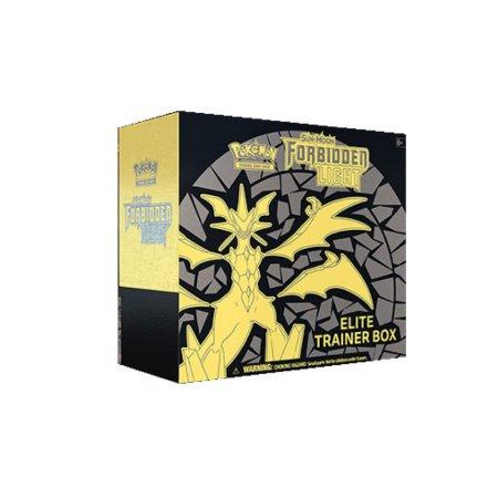 Pokemon Sun & Moon Forbidden Light Elite Trainer Box - $26.60