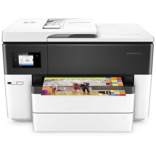 OfficeJet Pro 7740 Wide Format All-In-One Inkjet Printer @ Staples for $129.99 free shipping