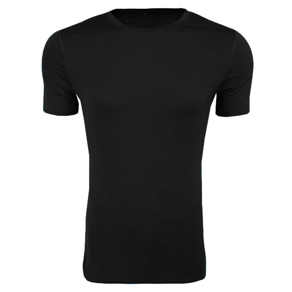 (2 Tees) Reebok Men's Performance Base Layer T-Shirts $10