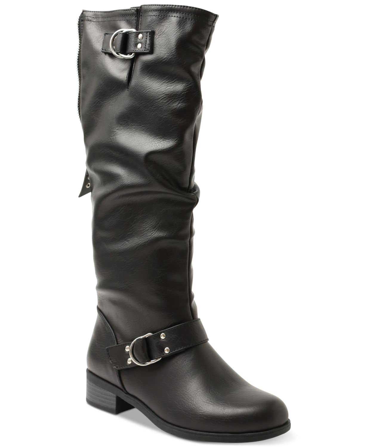 XOXO Minkler Riding Boots (3 Colors)  $15.96